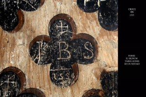 "Croce IBS 1555 - Mostra ""Segni"""