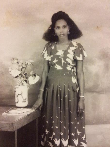 La nonna Nuria