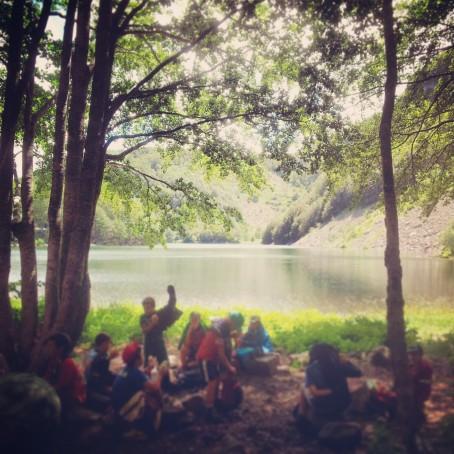 lago santo lupi